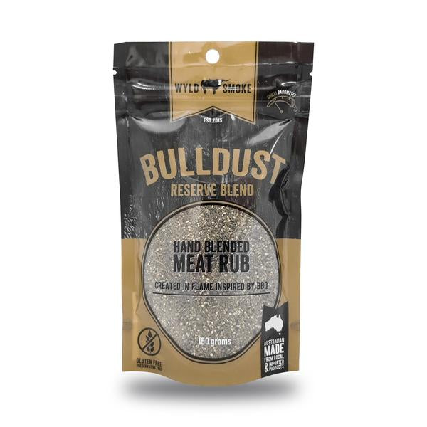 Wyld Smoke Reserve Blend -  Bull Dust - The Chilli Effect