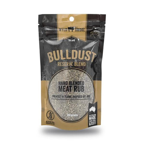 NEW - Wyld Smoke Reserve Blend -  Bull Dust