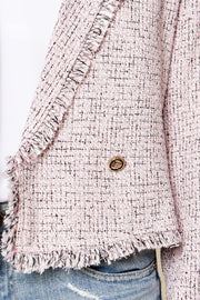 Elle Woods Tweed Blazer