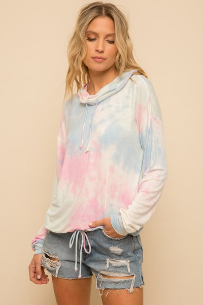 Summer Nights Tie Dye Pullover