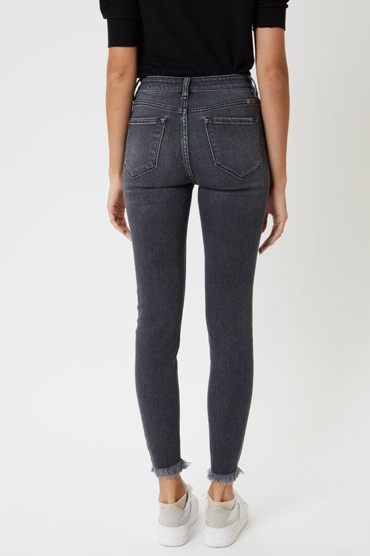 Nico High Rise Slim Denim