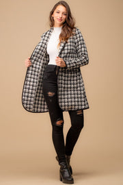 Plaid All The Way Jacket
