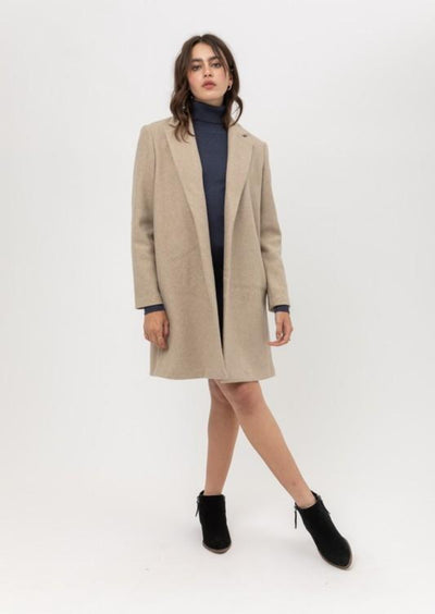 All Is Bright Long Line Coat