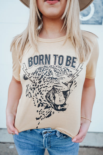 Born To Be Wild Graphic Tee