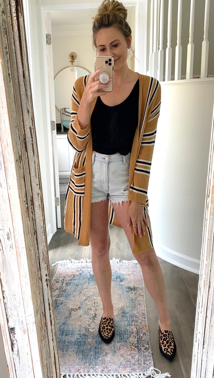 Indian Summer Cardigan
