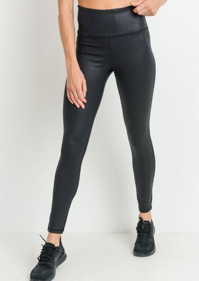 Nonstop High Rise Foil Legging