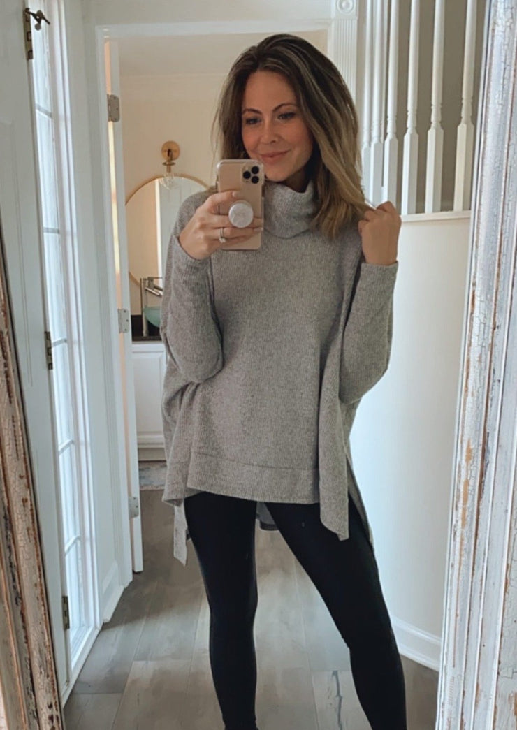 Fall Sunshine Thermal Sweater