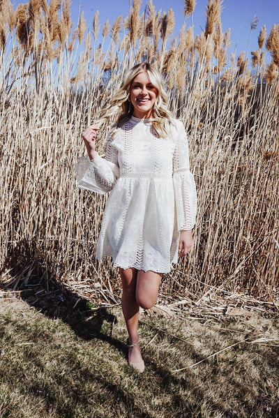 The Dunes Lace Dress