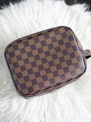 Louie Check Travel Bag