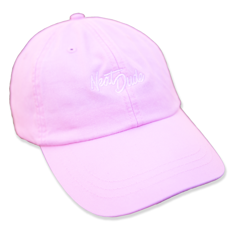 Rad Dad Hat 2.0 - Pink