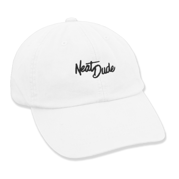Rad Dad Hat 2.0 - White