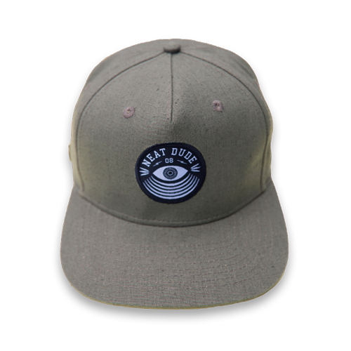 Eyepatch Snapback - Hemp
