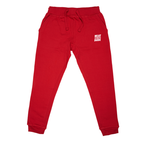 Globe Joggers 2.0 - Red