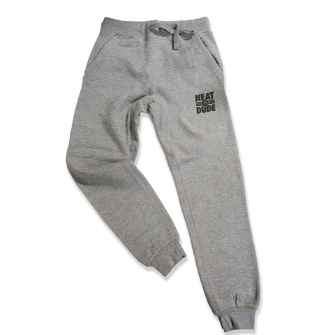 Globe Joggers - Heather Grey