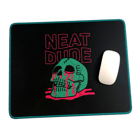 Skull Puddle Mousepad