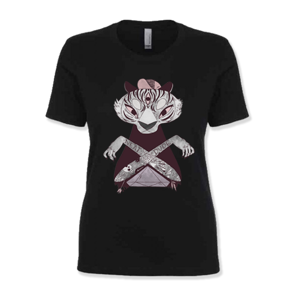 Tiger Eye Tee by Heather Mahler (Women's)