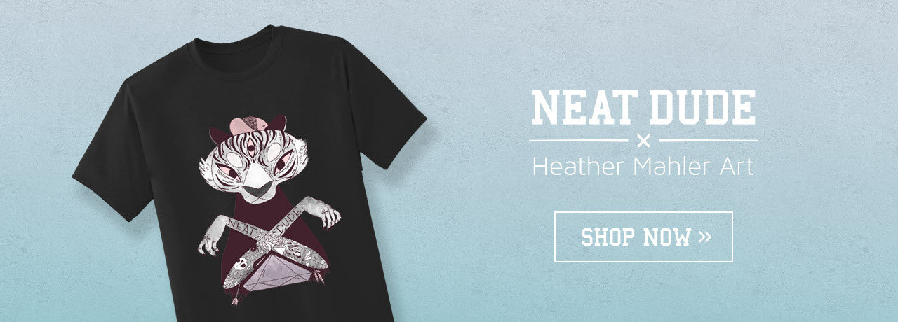 Heather Mahler Collab Tee