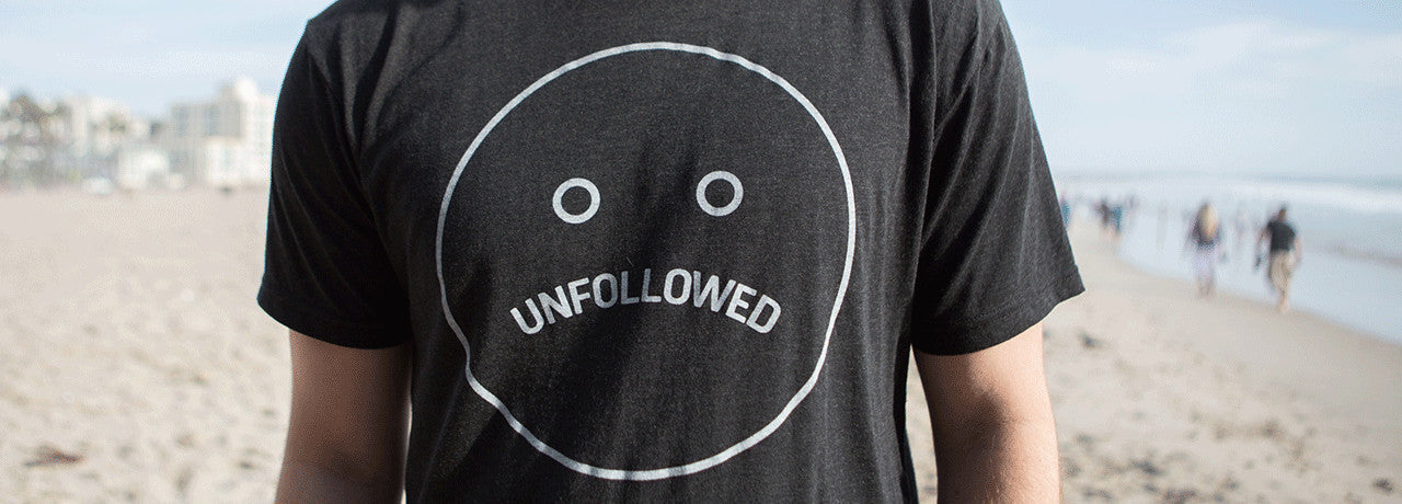 Unfollowed Tee