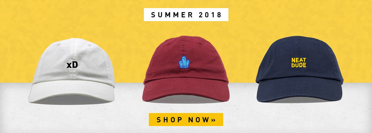 Neat Dude Summer 2018 Now Available