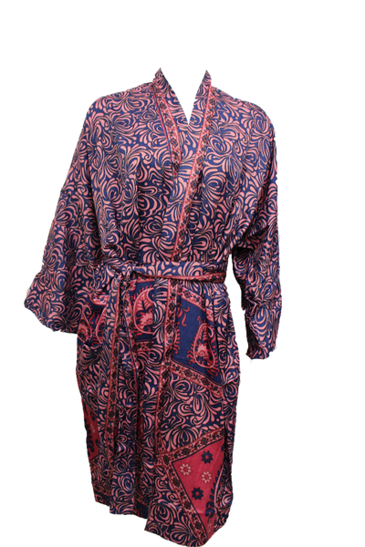 Recycled Sari Robes Regular