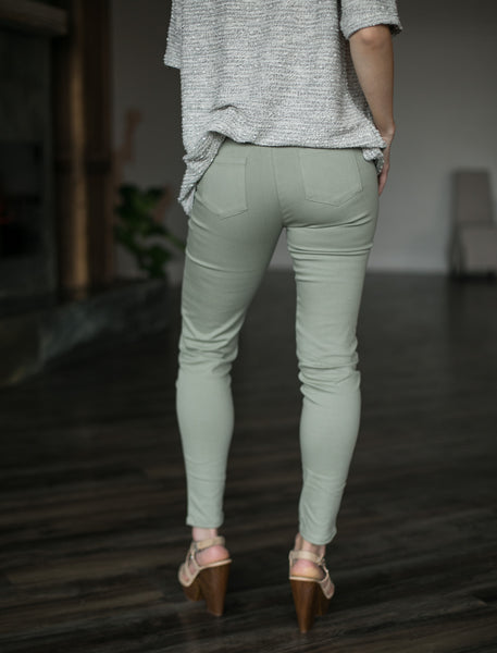 Stretch Ponte Jegging