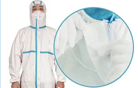Medical Disposable Protective Isolation Suit