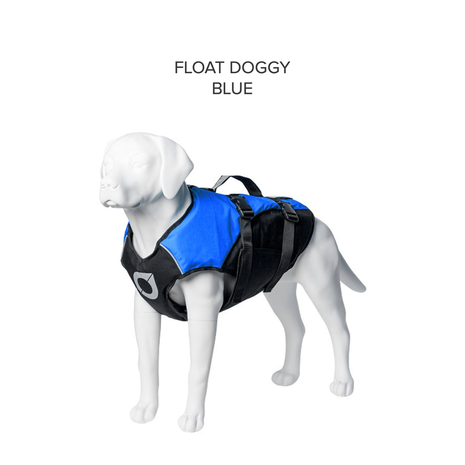 Float Doggy - Dog Life Jacket