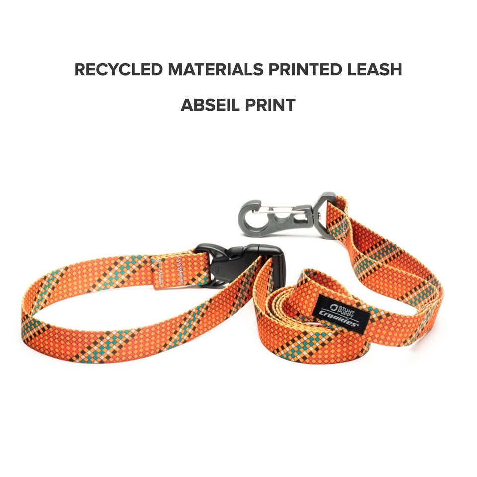 Printed Leashes - Made From Recycled Plastic Bottles