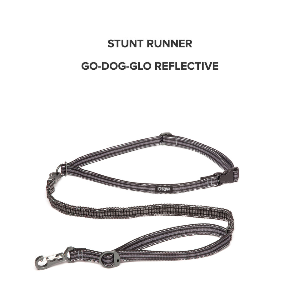 Stunt Runner Leash - Hands Free Leash