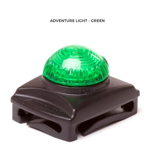 Dog Collar Light LED Green