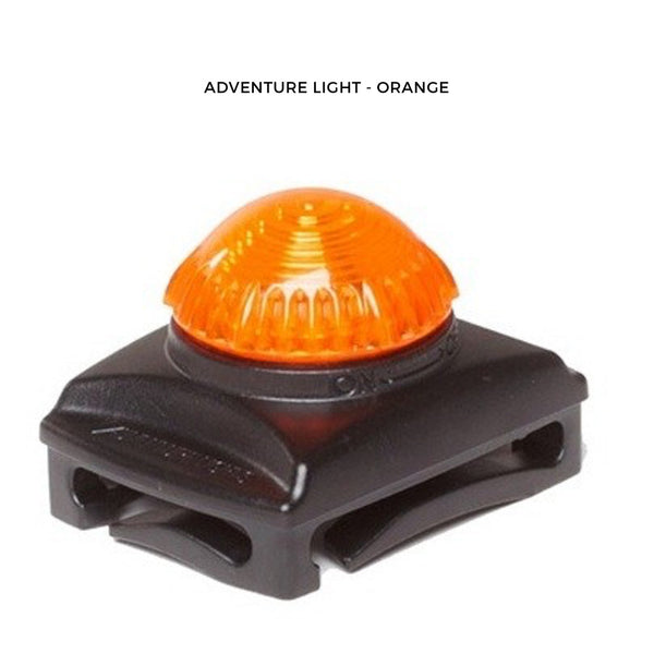 Dog Collar Light LED Orange
