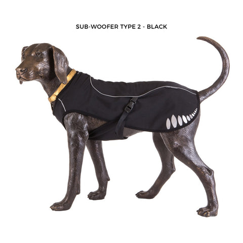 Sub-Woofer 2 - Activity Jacket - Black