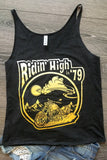 Ridin' High Graphic Tank Top - Thread Affair