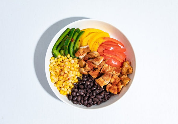 Free Range Chicken Fajita Bowl
