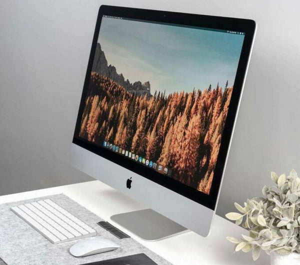"Apple iMac 27"" Slim 16GB SSD"