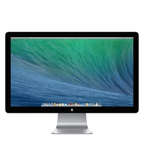 "Apple 27"" Cinema Display LED Monitor (Mini Display Port)"