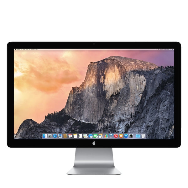 "Apple 27"" Thunderbolt Cinema Display LED Monitor"