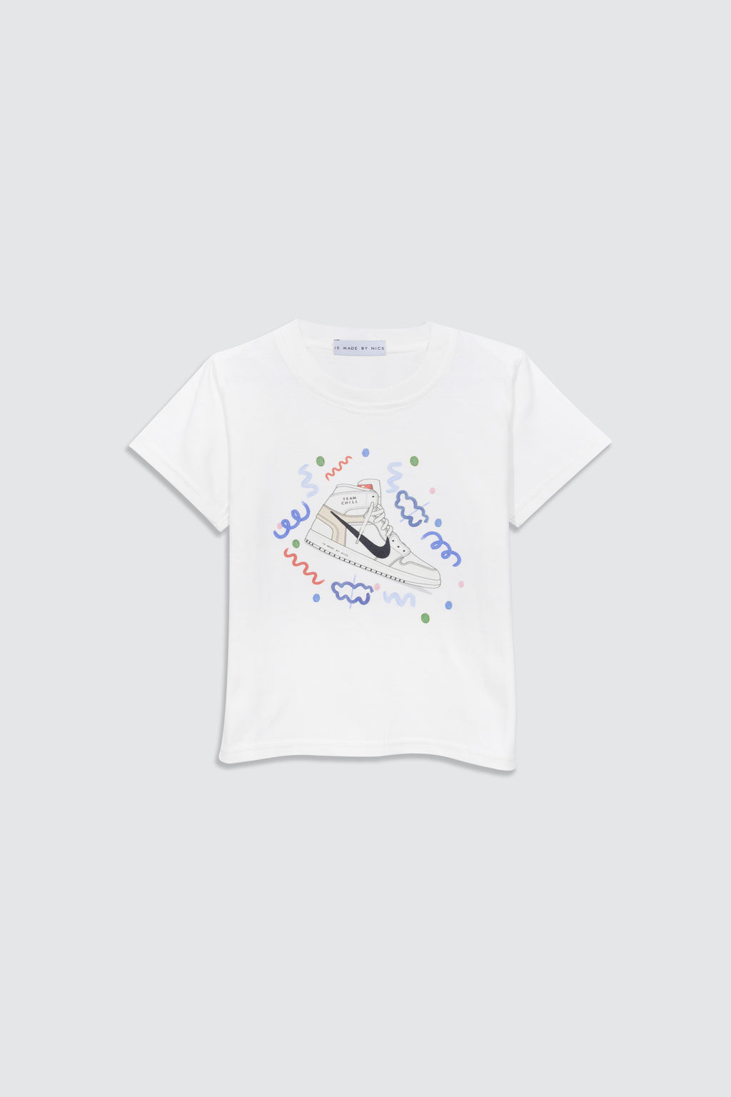 [Made By Nics] MBN-Nike T-Shirt [9M-9Y]