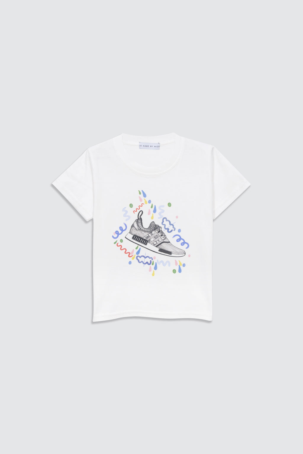 [Made By Nics] MBN-Supreme T-Shirt [9M-9Y]