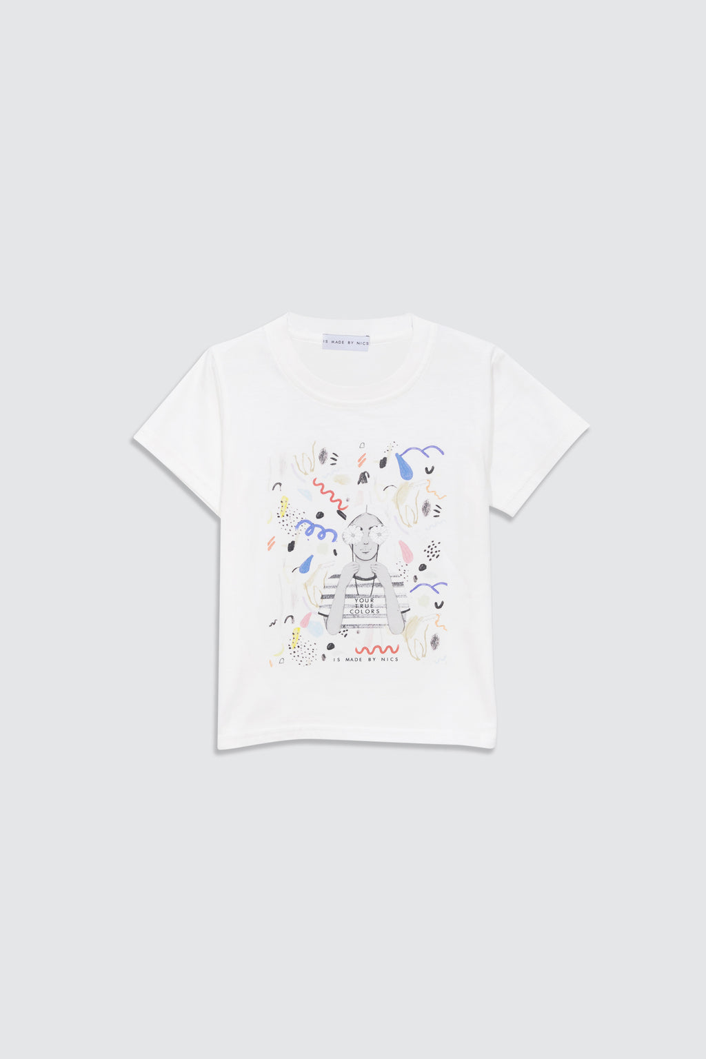 [Made By Nics] MBN-Trucolor T-Shirt [9M-9Y]