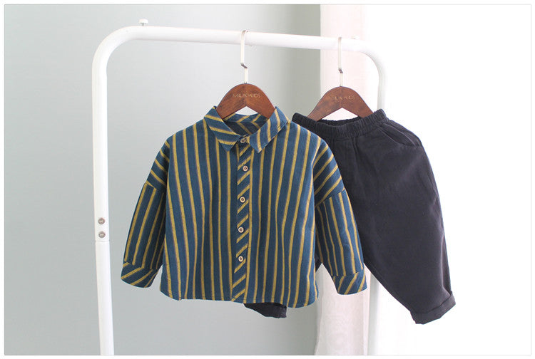 Christopher Shirt [2-7Y]