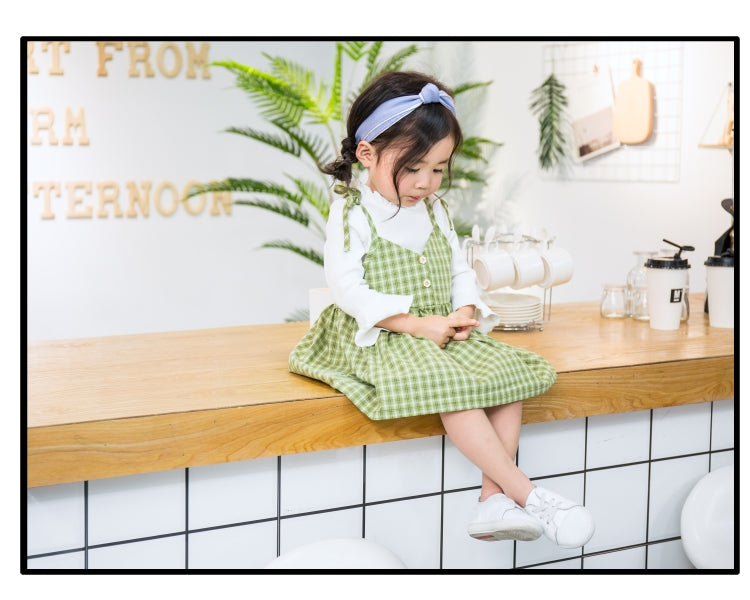 Eliza Dress + Top- More Colours [1-6Y]