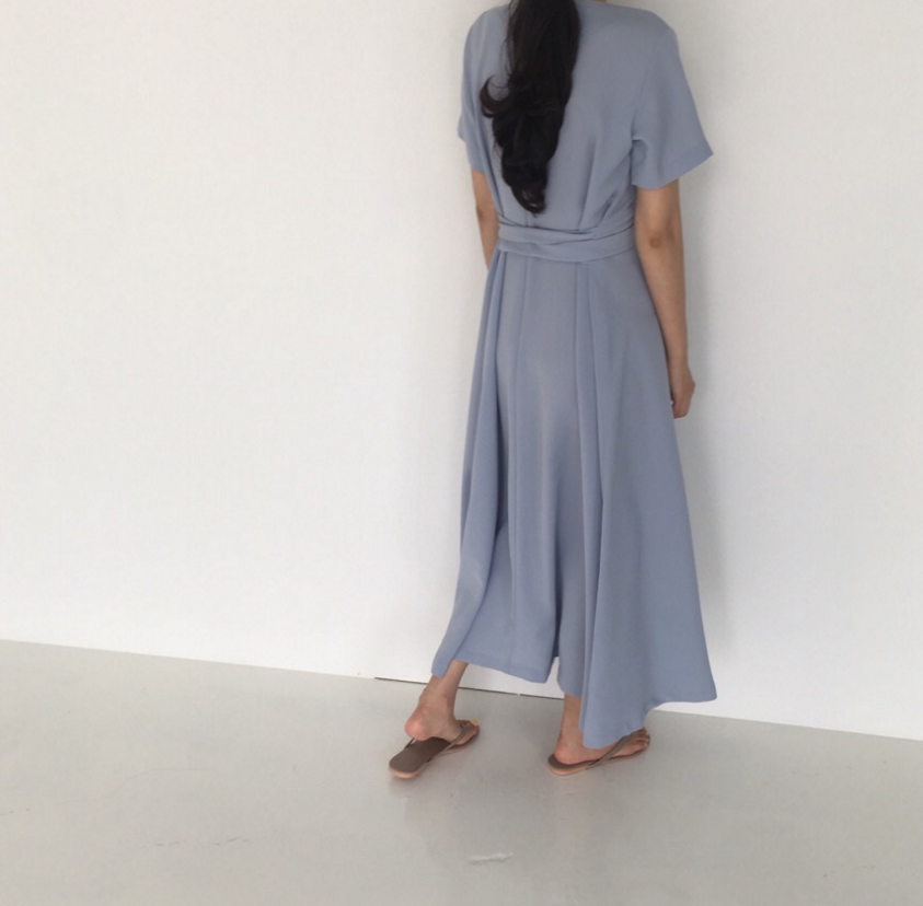 Svea Blue Dress