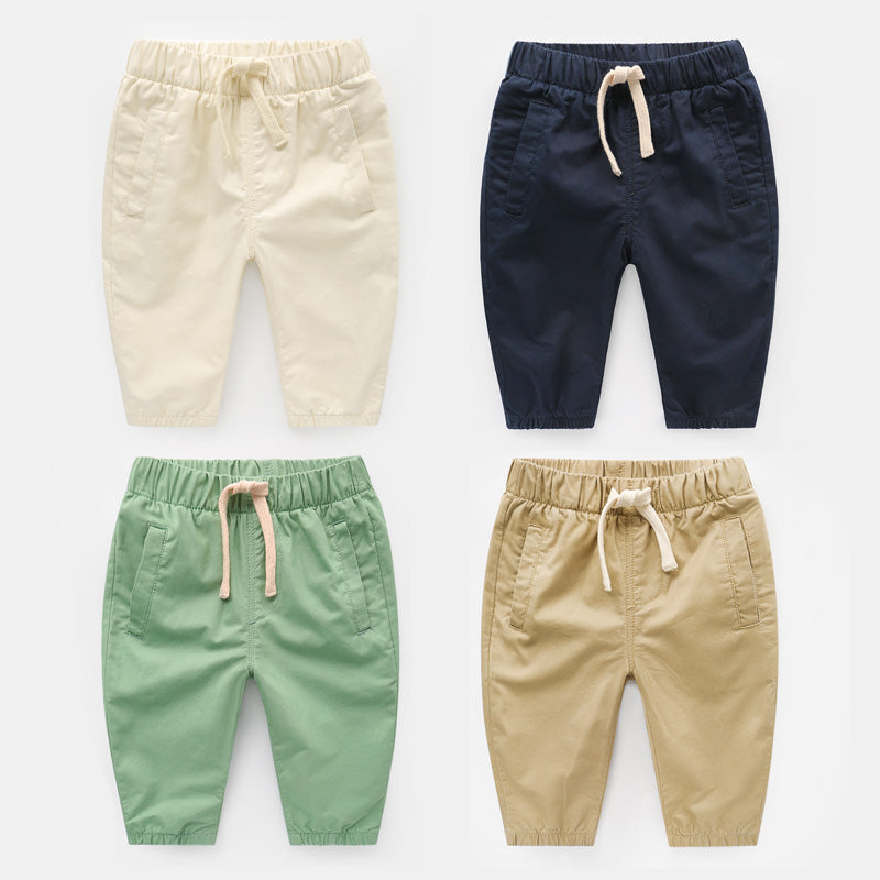 Basic Pants [1-8Y] (More Colours)