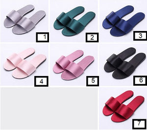 Bedroom Slippers - More Colours
