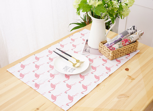 Flamingo Table Placemat