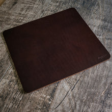 Leather Desk Pad |  Walnut Bridle