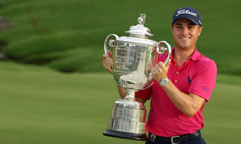 Justin Thomas PGA Championship Power Rankings