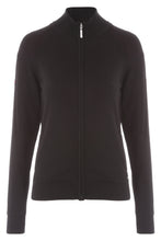 Women's Chloe Merino Wool Lined Cardigan - ProQuip Golf USA - Golf Apparel, Women's Chloe Merino Wool Lined Cardigan - Rain& Wind Gear