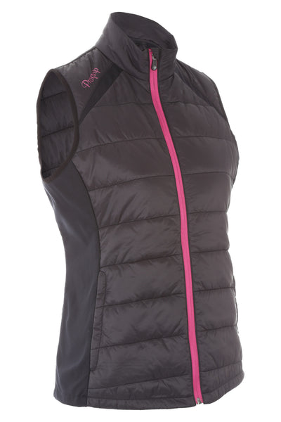 Lucy Therma Tour Gilet - ProQuip Golf USA, Lucy Therma Tour Gilet - Golf Apparel, Lucy Therma Tour Gilet - Rain Gear